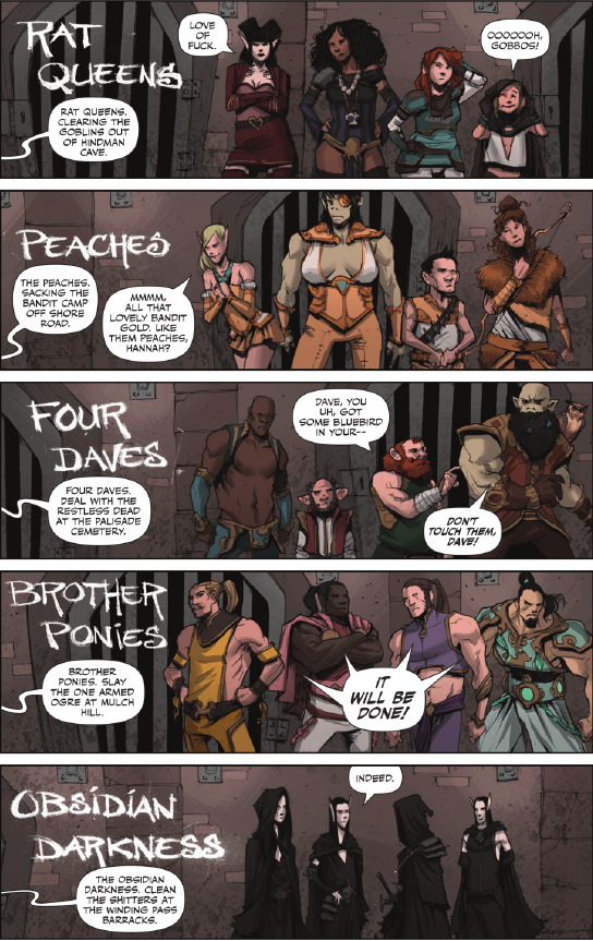 Rat-Queens-1-The-Palisades-Adventuring-Groups